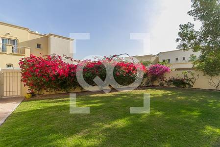 3 Bedroom Villa for Rent in The Springs, Dubai - Springs 2 | Type 1E  |  Well Maintained  3 Bed+ Study
