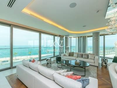 شقة 4 غرف نوم للبيع في نخلة جميرا، دبي - PJ