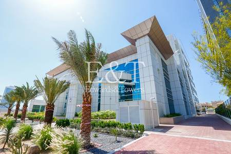 Office for Rent in Dubai Internet City, Dubai - Three Combined Office Units - Shell and Core