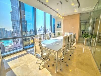 Office for Sale in Downtown Dubai, Dubai - High-end Office | Burj Khalifa view | DT