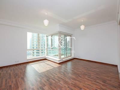 1 Bedroom Apartment for Rent in Dubai Marina, Dubai - EXCLUSIVE Mid Floor 1BR+study UPGRADED