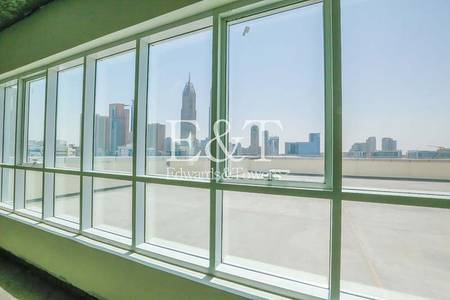 Office for Rent in Dubai Internet City, Dubai - Exclusive Shell and Core Office-Full Floor