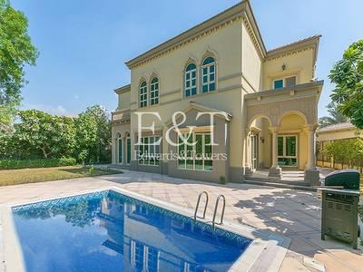 فیلا 4 غرفة نوم للبيع في جزر جميرا، دبي - EXCLUSIVE |Spanish Style |Corner plot|JI