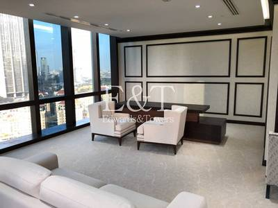 Office for Sale in Downtown Dubai, Dubai - Fully Fitted Office  | Guaranteed ROI | Rented