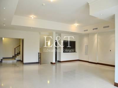 تاون هاوس 3 غرفة نوم للبيع في نخلة جميرا، دبي - 3 Bedroom Townhouse | Golden Mile  |  PJ