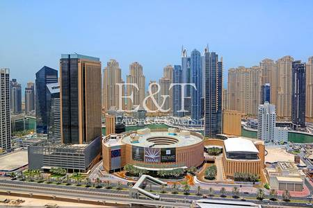 Office for Sale in Dubai Marina, Dubai - Magnificent Shell and Core Office-Mid Floor