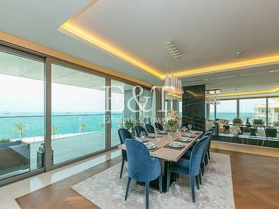 فلیٹ 5 غرف نوم للبيع في نخلة جميرا، دبي - Stunning 5BR Apt|Completion - Q2 2018