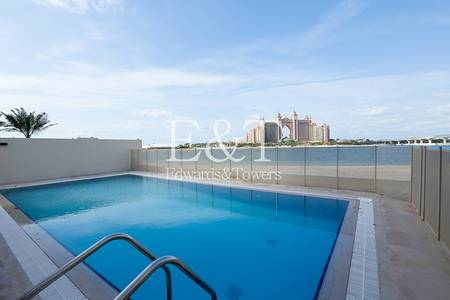 5 Bedroom Villa for Sale in Palm Jumeirah, Dubai - Magnificent 5BR + Maid's Villa on the Tip