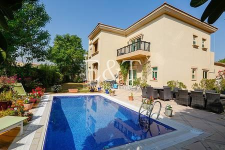 5 Bedroom Villa for Rent in Jumeirah Islands, Dubai - JI