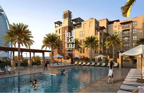 2 Bedroom Apartment for Sale in World Trade Centre, Dubai - Own your dream apartment in jumerah living