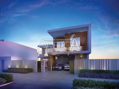 Hottest Deal! Big ROI with 4 Bed Villa! Yas Acres Precinct 1