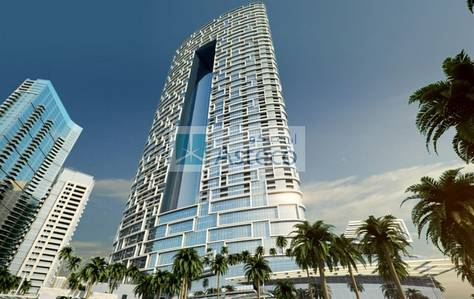 1 Bedroom Hotel Apartment for Sale in Jumeirah Beach Residence (JBR), Dubai - Fully Furnished & Serviced 1BR | The Address JBR