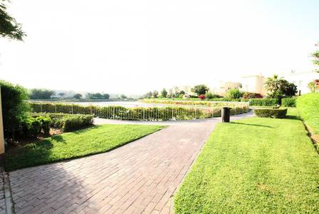 3 Bedroom Villa for Rent in The Springs, Dubai - springs1 I 3E I  corner plot I 3br+study