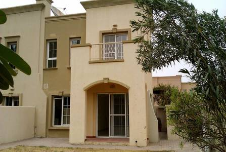2 Bedroom Villa for Rent in The Springs, Dubai - lake view | 2br | type 4 | rent | springs 5