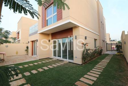 Brand new with landscaped garden and terrace