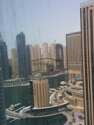 2 Bedroom Flat for Rent in Dubai Marina, Dubai - 2Bedroom for rent West Avenue Dubai Marina