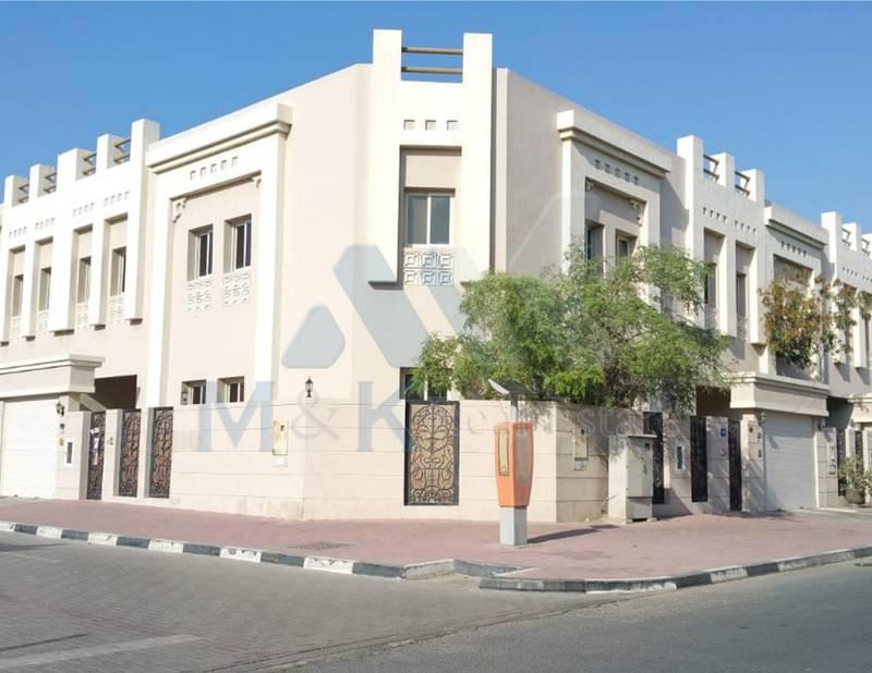 New 3 Bedroom Villa in Mamzar