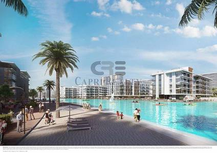 1 Bedroom Flat for Sale in Mohammad Bin Rashid City, Dubai - Private beach|SHOW APT RDY|Nxt 2 Downtown