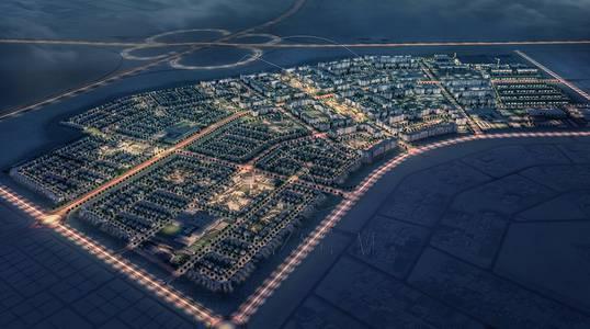 ارض تجارية  للبيع في الشمخة، أبوظبي - ارض تجارية في الشمخة 4700000 درهم - 3745784