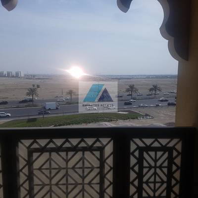 1 Bedroom Flat for Rent in Bur Dubai, Dubai - 1YEAR OLD!!C/AC SPACIOUS 1BHK+BALCONY+2BATH+WARDROBES+POOL+GYM+PARKING.JADDAF  BEHIND LATHIFA HOSPITAL