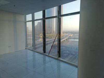 Office for Rent in Dubai South, Dubai - Fitted office for rent at parklane tower