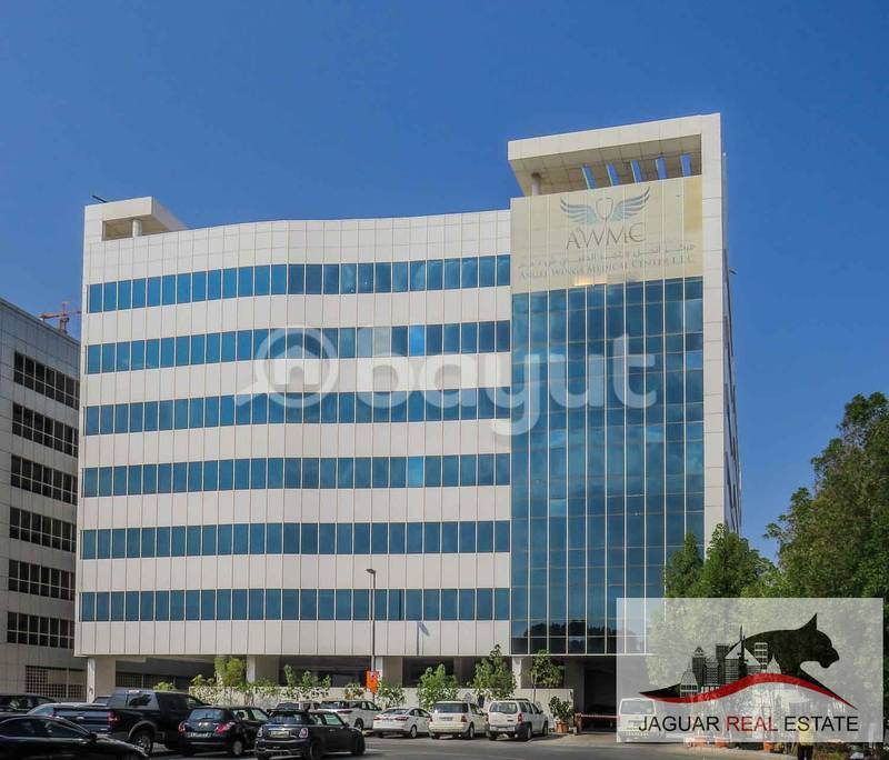 ONLY 75AED/sq ft FITTED OFFICE NEXT TO MALL OF EMIRATES