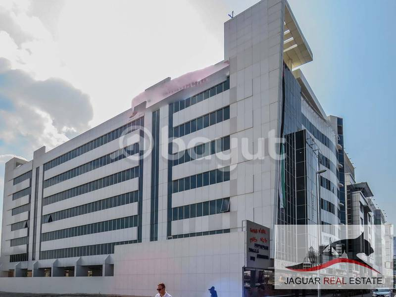 27 ONLY 75AED/sq ft FITTED OFFICE NEXT TO MALL OF EMIRATES