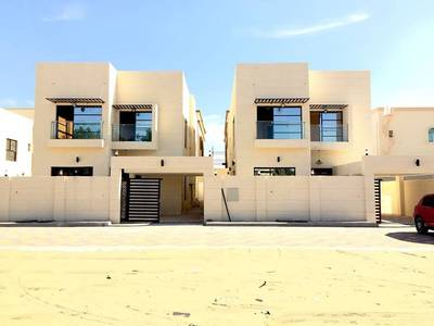 5 Bedroom Villa for Sale in Al Mowaihat, Ajman - Villa design contemporary Arab taste in Ajman