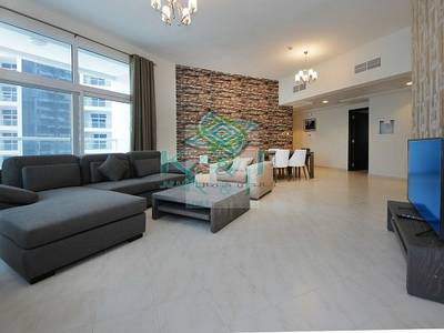 3 Bedroom Flat for Sale in Barsha Heights (Tecom), Dubai - Full Sea View l Fitted Kitchen l Balcony