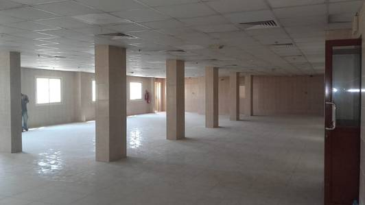 Labour Camp for Rent in Dubai Investment Park (DIP), Dubai - Indep 2 Floors-50 Rooms; 260 persons; NO KITCHEN - ONLY Catering; 1 dining; Split A/c rent in DIP