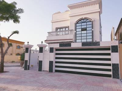 5 Bedroom Villa for Sale in Al Rawda, Ajman - New villa of the best areas and the best finishes
