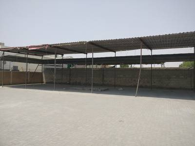 2 Bedroom Industrial Land for Rent in Industrial Area, Sharjah - 20500 sqft yard 3 phase power shed suitable for garage industrial area 11, sharjah