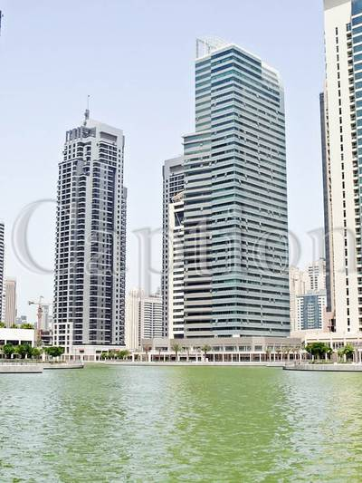 Office for Rent in Jumeirah Lake Towers (JLT), Dubai - Fitted office for rent