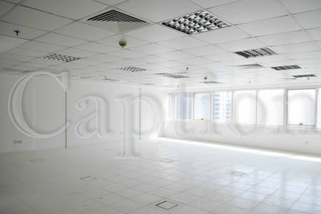 Office for Rent in Jumeirah Lake Towers (JLT), Dubai - Fitted and ready office in 1 Lake Plaza