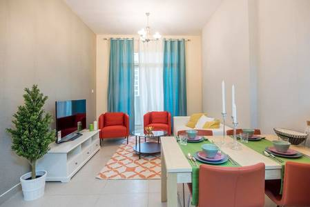 1 Bedroom Apartment for Sale in Dubai Silicon Oasis, Dubai - Bright One Bedroom for Sale in Dubai Silicon Oasis