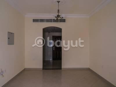 Studio for Rent in Muwailih Commercial, Sharjah - Muwailih opposite United Supermarket near traffic sign for schools