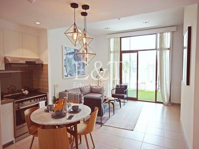2 Bedroom Flat for Sale in Town Square, Dubai - 2%DLD Waiver|Luxury Unit|0%Commission