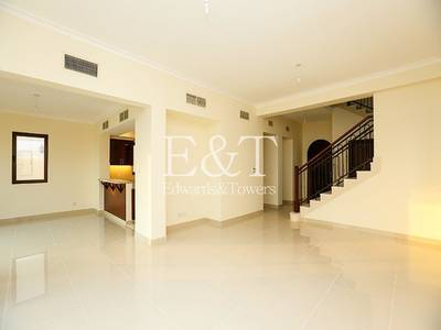 3 Bedroom Villa for Sale in Arabian Ranches 2, Dubai - Cheapest 3 Beds|Single Row|White Wood