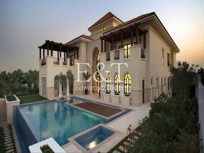 ارض سكنية  للبيع في مدينة محمد بن راشد، دبي - Build Your Dream Mansion On The Crystal Lagoon