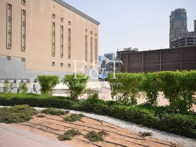 ارض تجارية  للبيع في مدينة دبي للإعلام، دبي - SZR and Media City Facing|Mixed Use Plot