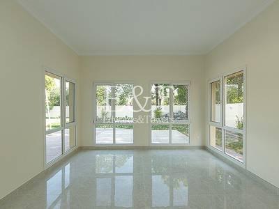 3 Bedroom Villa for Rent in The Meadows, Dubai - Furnished 3BR villa | Vacant | Meadows 2