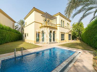 4 Bedroom Villa for Rent in Jumeirah Islands, Dubai - JI