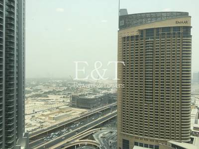Office for Sale in Downtown Dubai, Dubai - Fully Fitted Office|BLVD Plaza Tower1