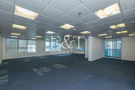طابق تجاري  للايجار في أبراج بحيرات الجميرا، دبي - High End Fitted Floor Private High Floor