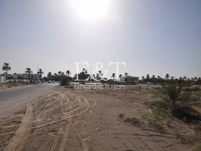 Plot for Sale in Al Mamzar, Dubai - For Sale Residential Villa Plot Al Mamzar