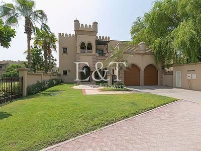 فیلا 3 غرفة نوم للبيع في نخلة جميرا، دبي - Corner Unit | Vacant | Beachfront Home