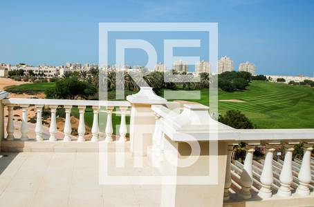 4 Bedroom Villa for Sale in Al Hamra Village, Ras Al Khaimah - Huge 4BR Villa for Sale in Al Hamra Village