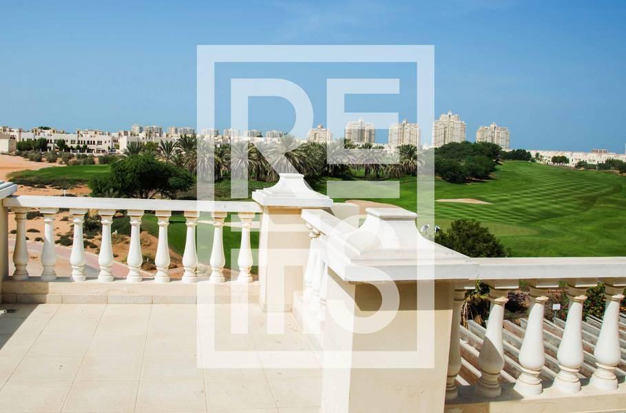 Huge 4BR Villa for Sale in Al Hamra Village