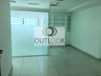 Office for Rent in Al Barsha, Dubai - AN EXCELLENT PLACE FOR OFFICE WITH 3 GLASS PARTITION AND CHILLER FREE