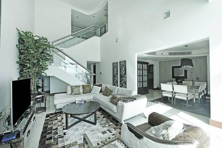 3 Bedroom Apartment for Sale in World Trade Centre, Dubai - Balcony   Large Duplex   3 Bed+Maid Room